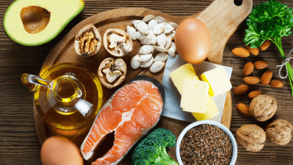 The Difference Between Omega-3 and Omega-6 and Knee Arthritis Pain