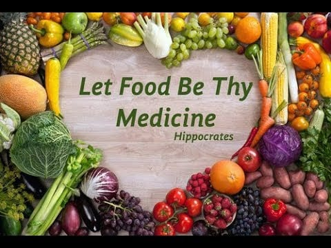 Eat Your Medicine: Food as Pharmacology