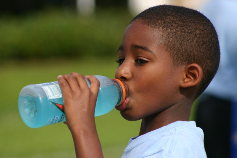 Sports Drinks Remain Popular with U.S. Teens