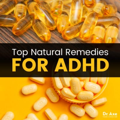 Top 5 Natural Remedies for ADHD + Key Lifestyle Changes