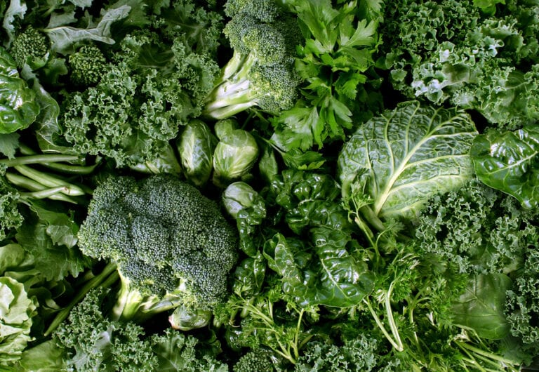 The Top 3 Ways Greens Support Healthy Blood Pressure