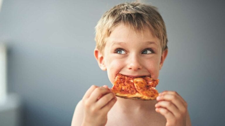 Worried about Your Child's Overeating? Here Are Some Tips