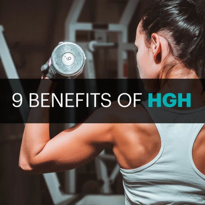 9 Benefits of Human Growth Hormone, Including More Muscle & Less Fat