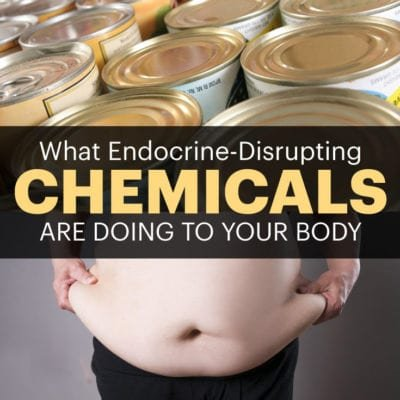 How Endocrine Disruptors Destroy Your Body + the Dirty Dozen to Avoid