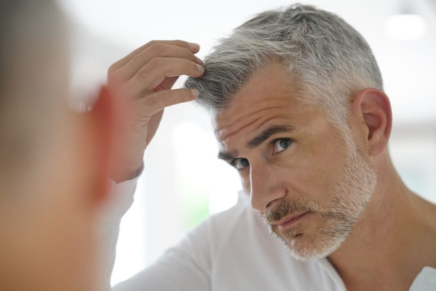 It's True: Stress Does Turn Hair Gray (And It's Reversible)