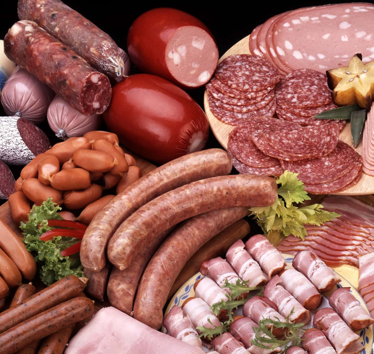 Processed Meat Linked to Cardiovascular Disease and Death