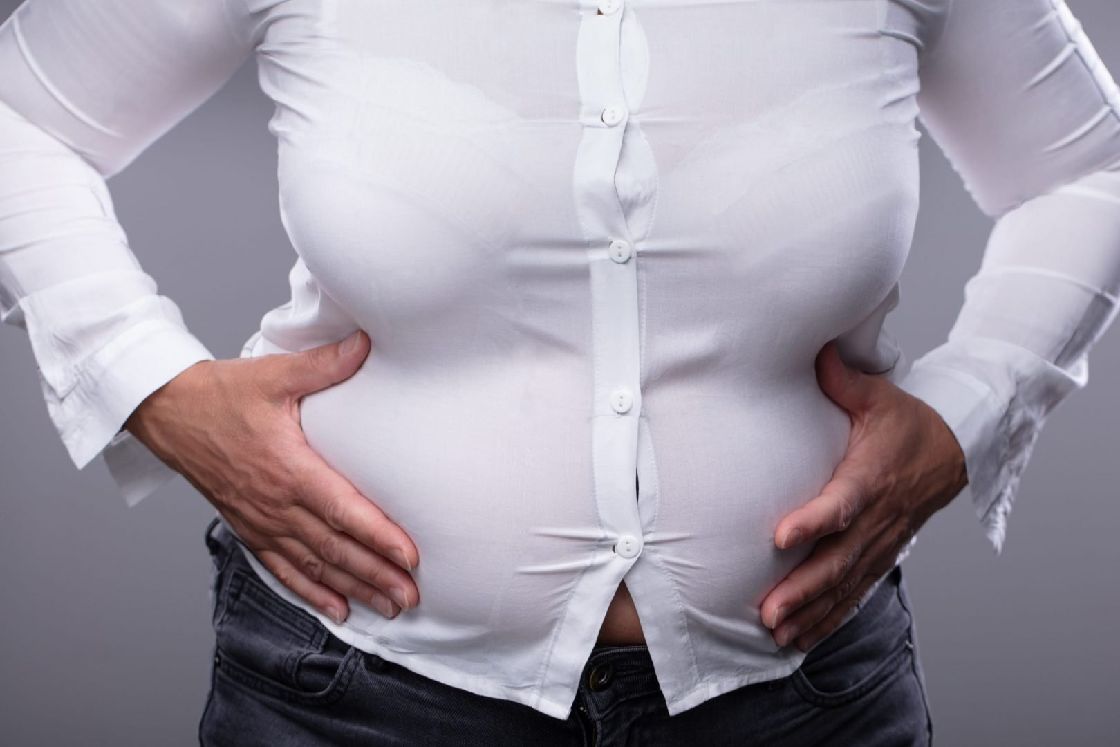 Abdominal Fat Gain Tied to Heart Disease Risk in Menopause