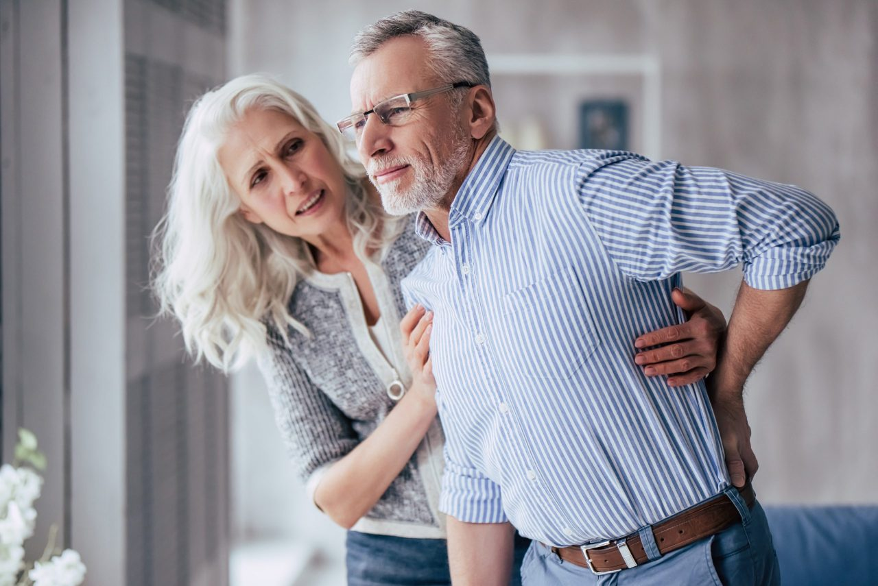 Can Financial Stress Lead to Physical Pain in Later Years?
