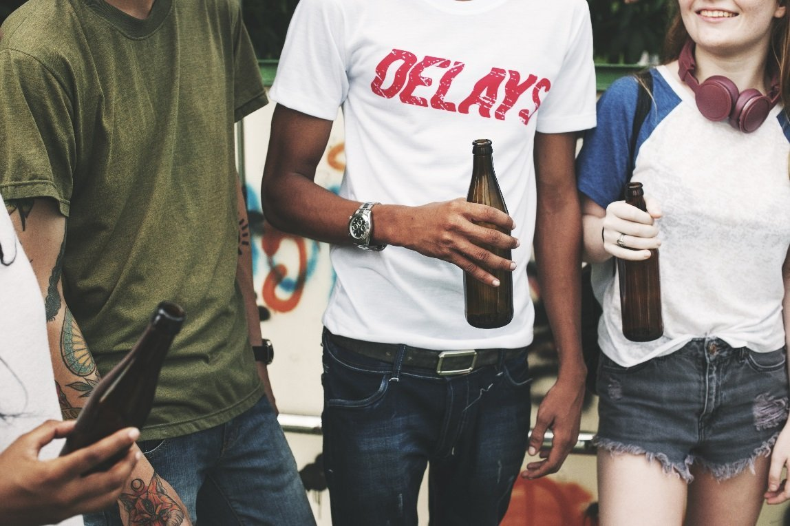 Drinking Linked to a Decline in Brain Health from Cradle to Grave