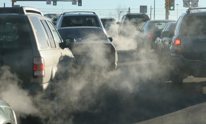 Osteoporosis Is in Air Pollution?
