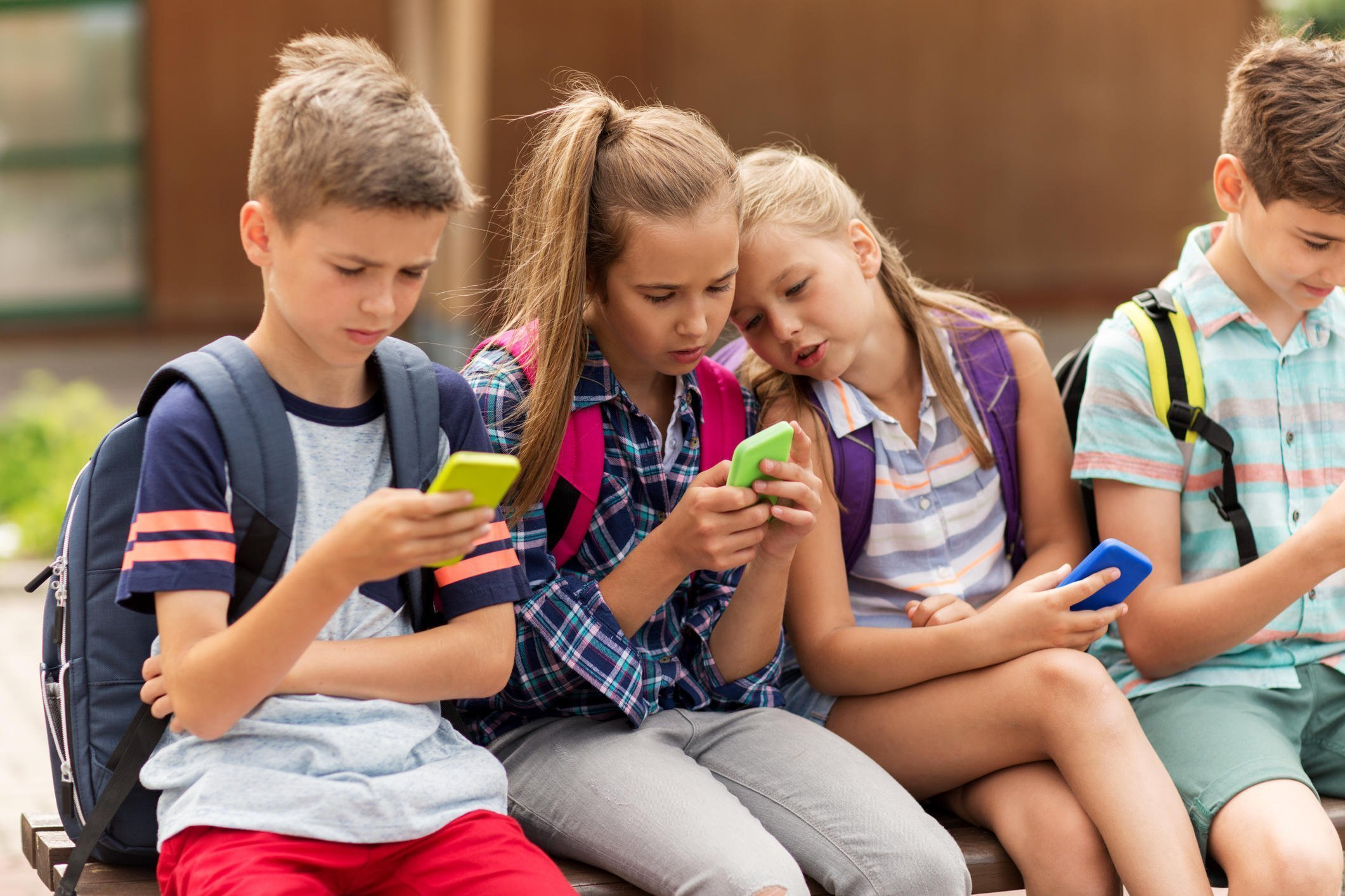 Yet Another Reason for Your Kids to Unplug? Health Risks from Cellphone Radiation