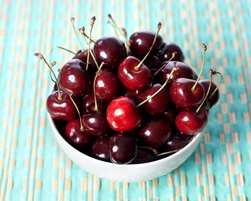 4 Reasons to Reach for Sweet Cherries When Coping with Stress
