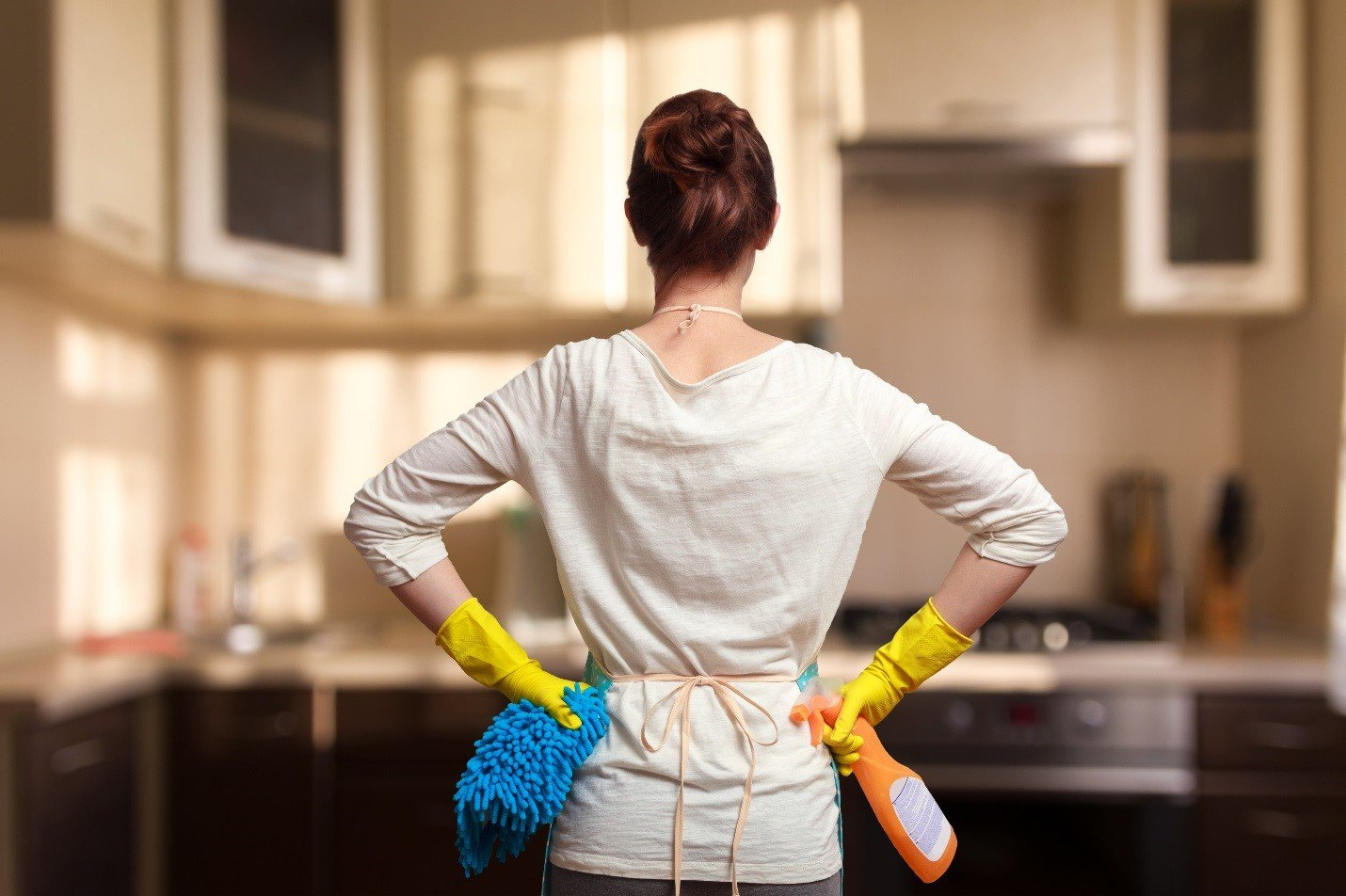 Over-Sanitizing: The Health Effects of Cleaning Chemical Exposure