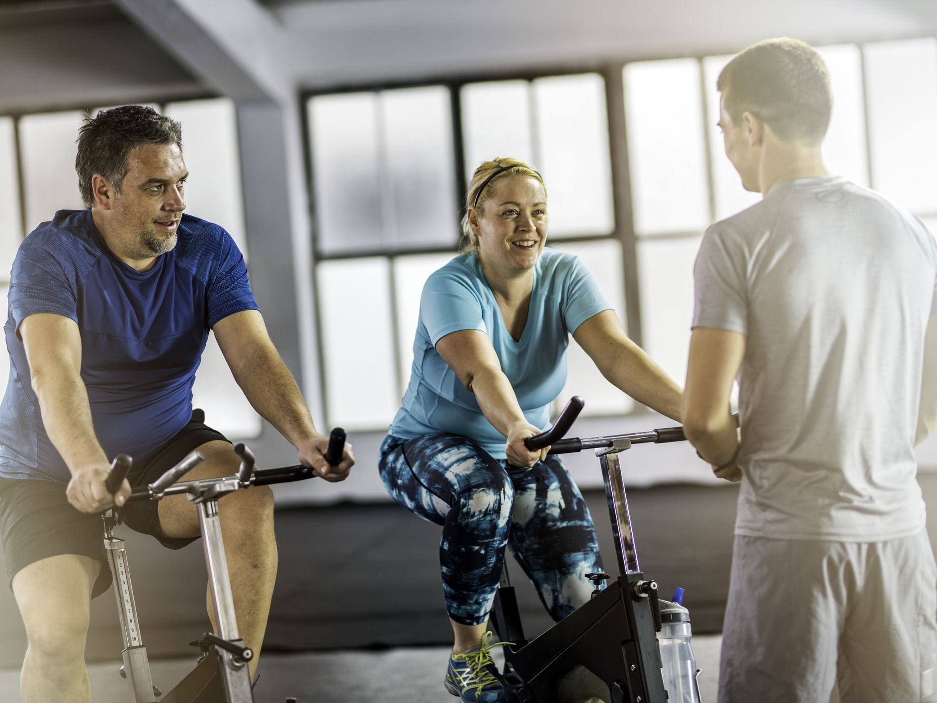 Exercise Promotes Healthy Living and a Healthy Liver