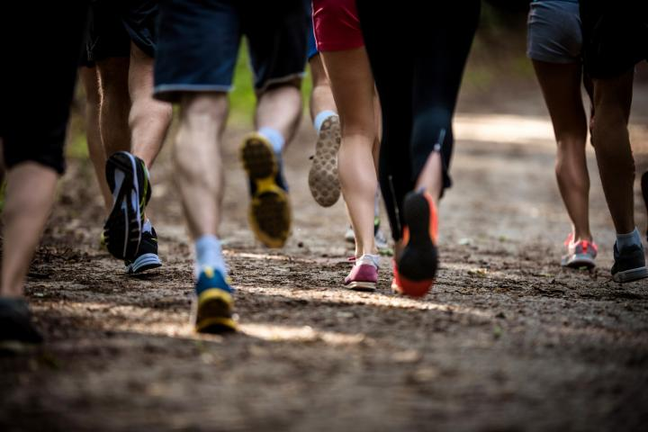 Running to Music Helps Combat Mental Fatigue