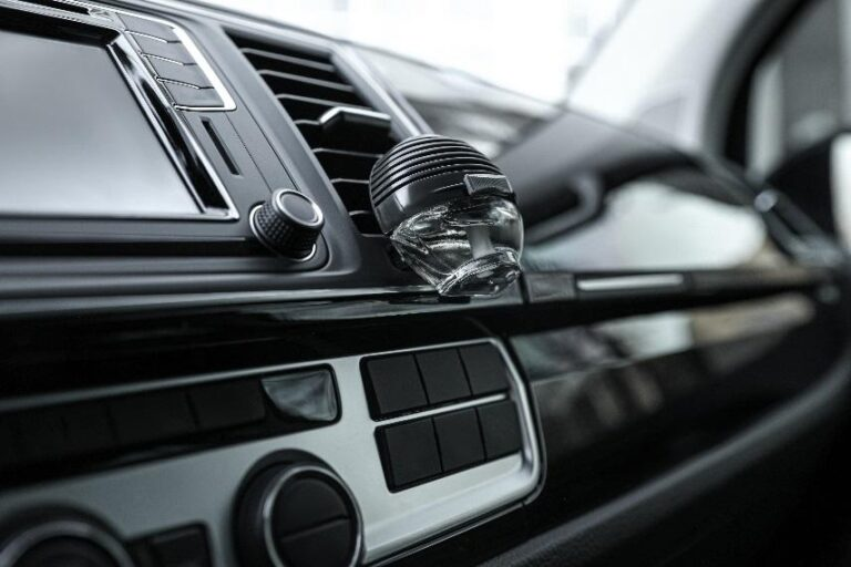 Is Your Uber Air Freshener Making You Sick?