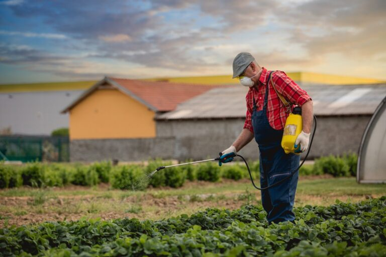 Study Uncovers Cause of Pesticide Exposure, Parkinson's Link