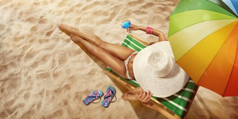 Your Sunscreen Is Aging You