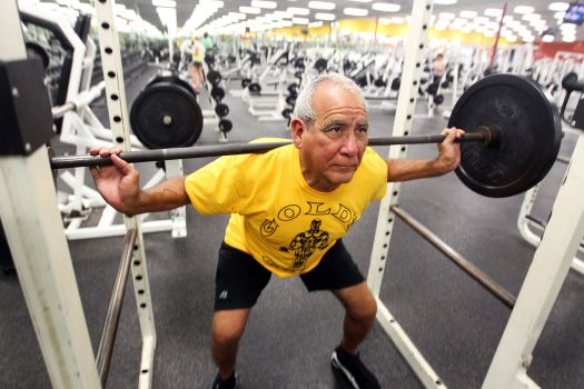Are We Destined to Lose Muscle Mass as We Age?