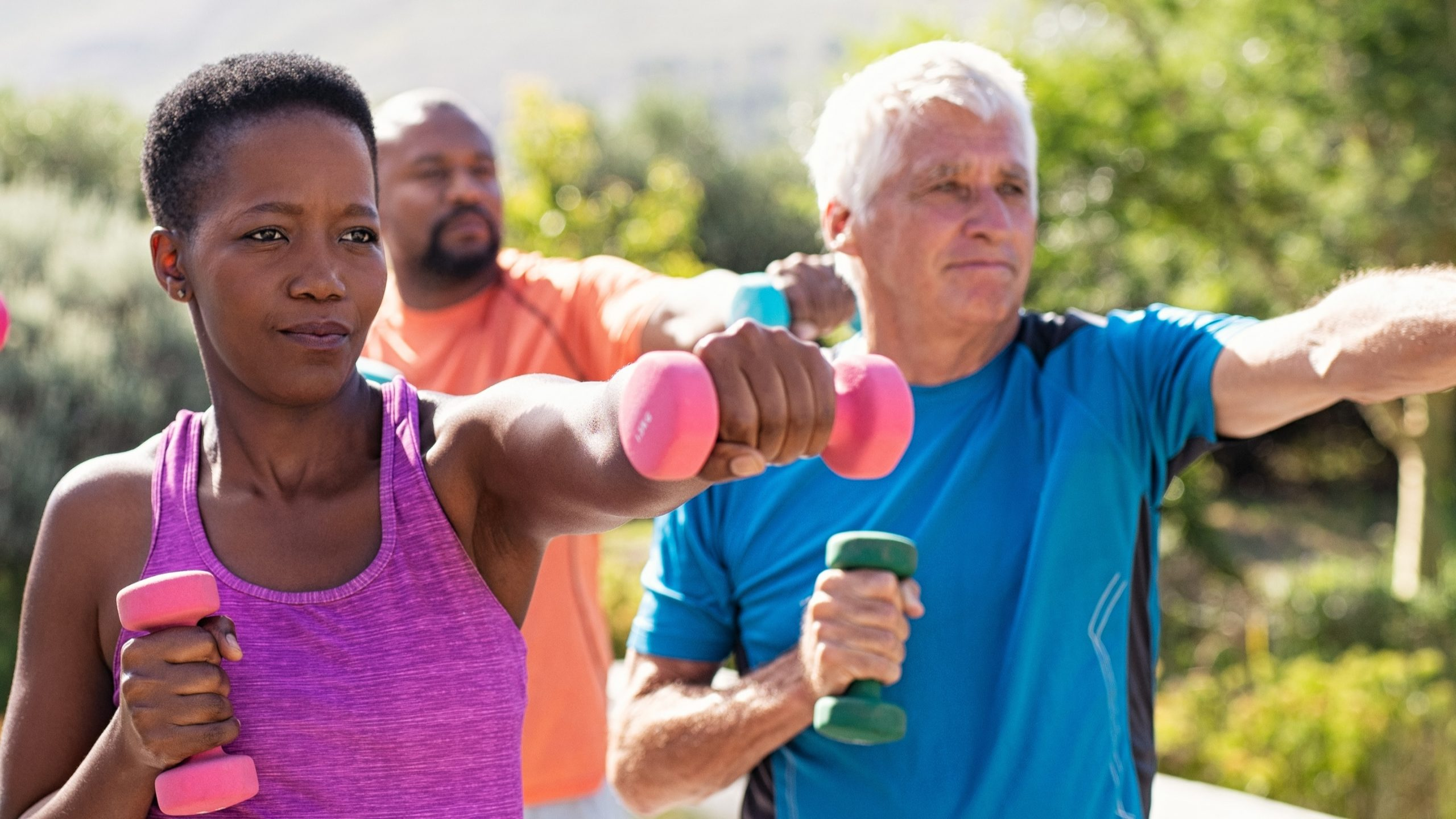 Higher Fitness Level Can Determine Longer Lifespan after Age 70