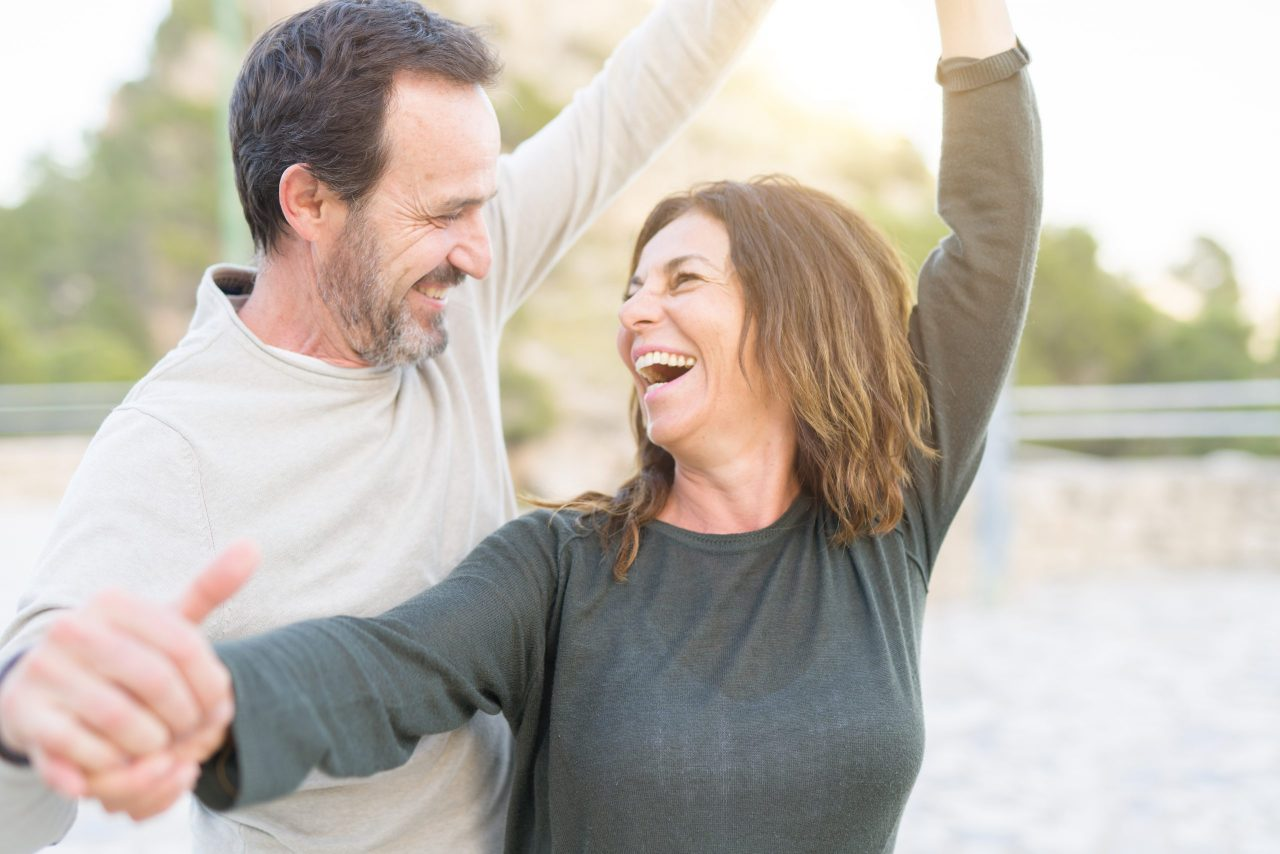 Feeling Younger Buffers Older Adults from Stress, Protects against Health Decline